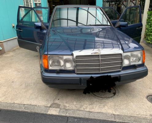 メルセデスベンツE 280 w124