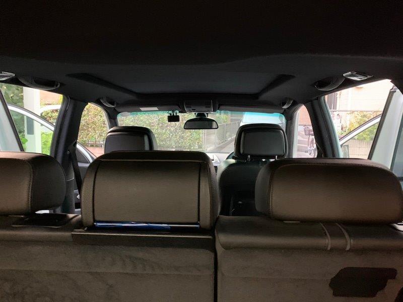 BMW X3 スカイサンルーフボード張り替え後