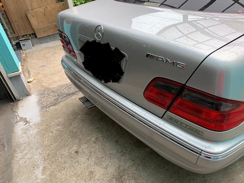 メルセデスベンツ E320 W210